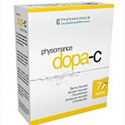 PHYSIOMANCE Dopa-C barrita de chocolate