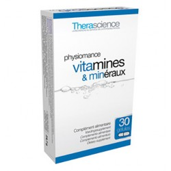 PHYSIOMANCE Vitaminas y Minerales