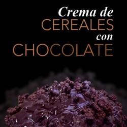 Crema cereales con chocolate crujiente 400g