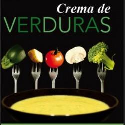Crema de verduras del huerto