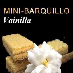 Minibarquillo vainilla (7UDS)