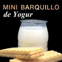 Minibarquillo de yogur (7 UDS)