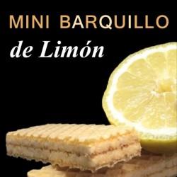 Minibarquillo de limon