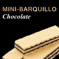 Minibarquillo de chocolate (7UDS)
