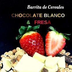 Barritas de cereales - frutos rojos (7UDS)