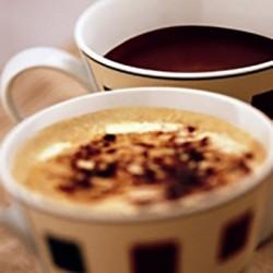 Batido de café