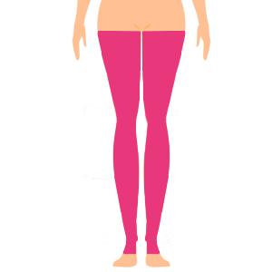 Mujer - Depilación láser piernas completas