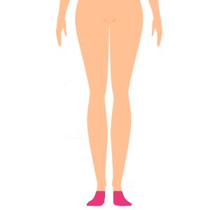 Mujer - Depilación láser pies